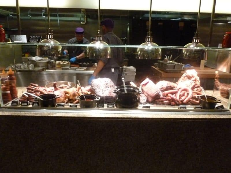 Bacchanal Meat Station