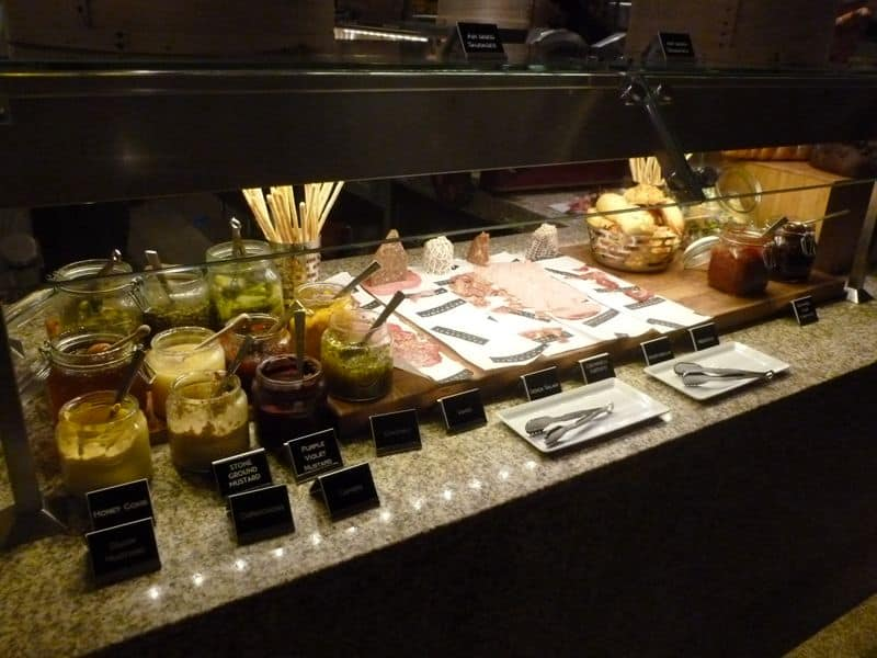 Bacchanal Artisan Meats and Cheese