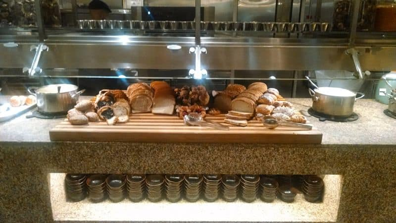 Bacchanal-Bread