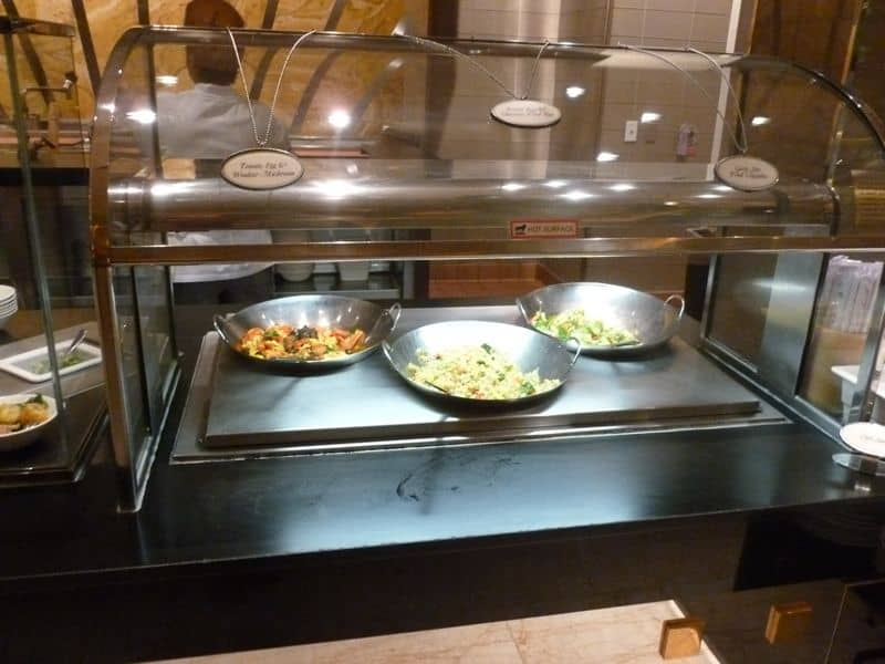 Wynn Buffet Asian Woks