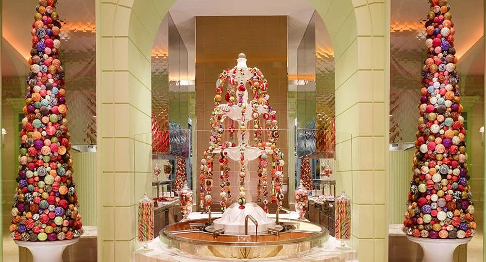 Wynn Chocolate Fountain