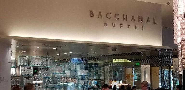 bacchanal buffet caesars palace