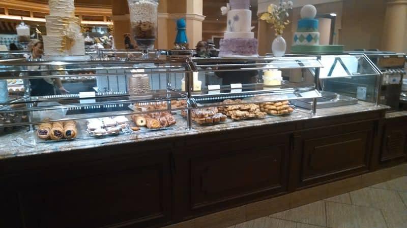 Bellagio Brunch Buffet Pastries