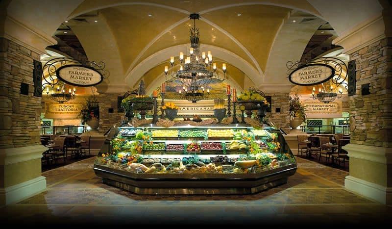Feast Buffet entrance