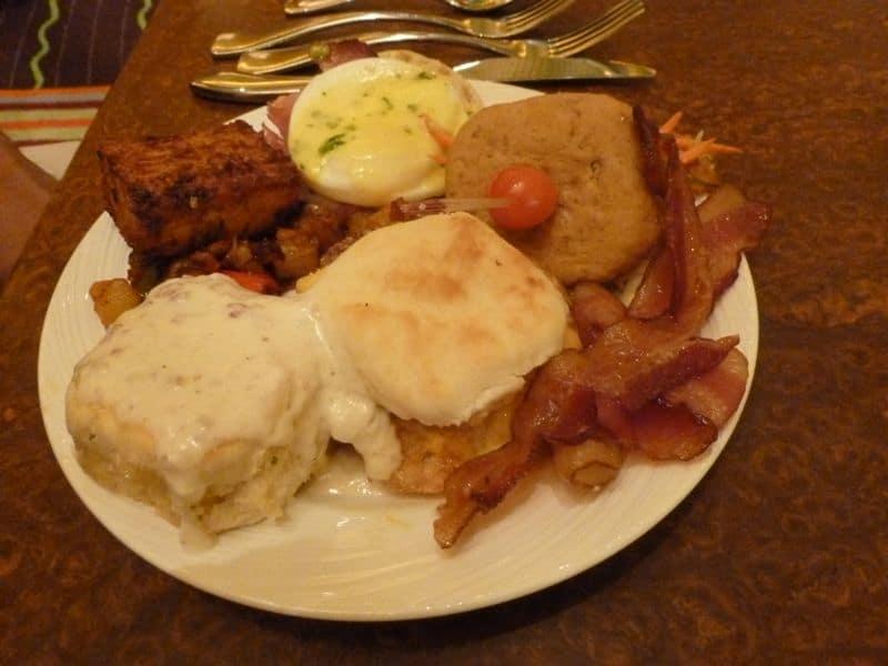 Wynn breakfast buffet
