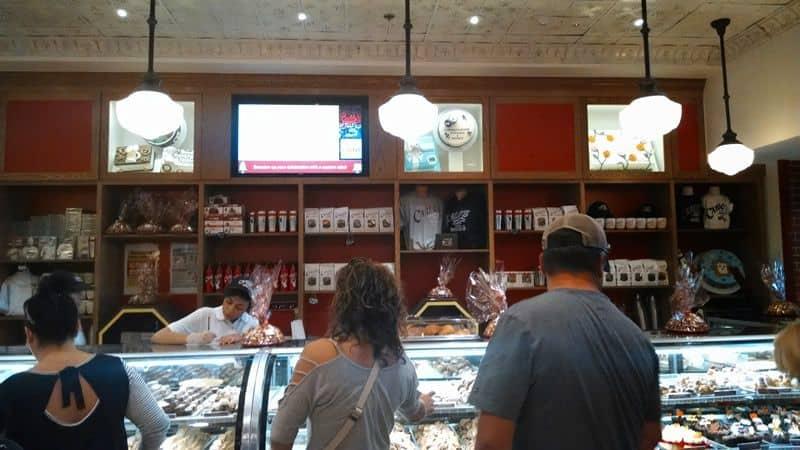 Carlos Bakery Customers Nov2014