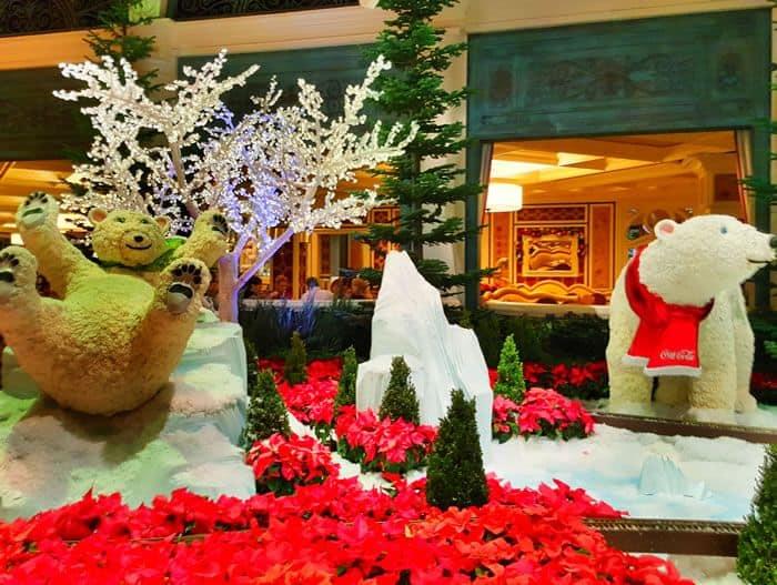 Bellagio Botanical Garden Christmas