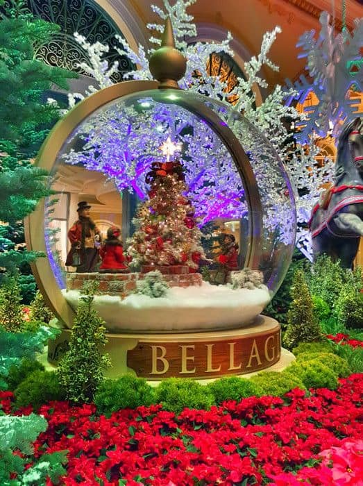 Bellagio Conservatory And Botanical Gardens Videos And