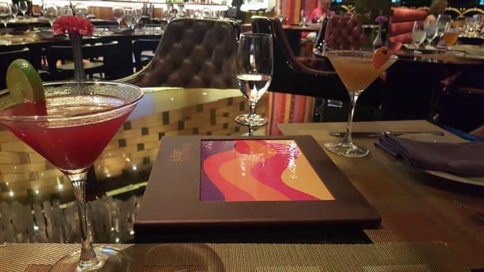 Julian Serrano cocktails