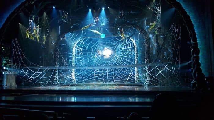 Zarkana Web