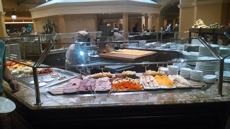 Bellagio Breakfast Buffet Pastry