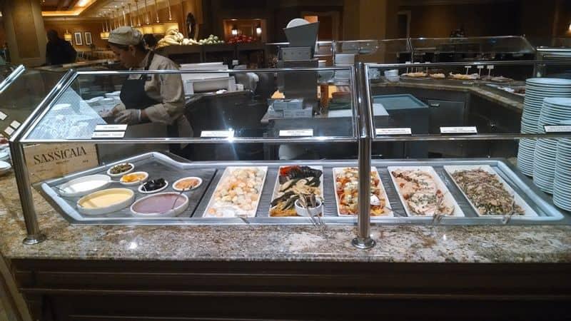 Bellagio Breakfast