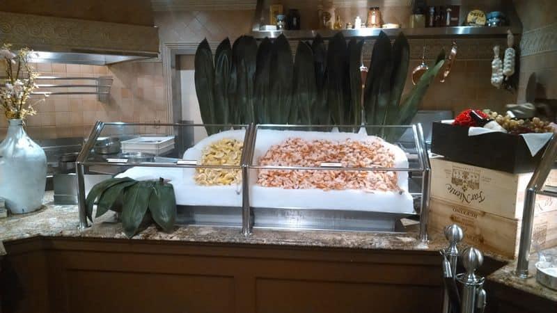 Bellagio Seafood Brunch Buffet