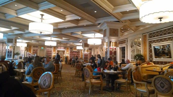 Cafe Bellagio Dining Room