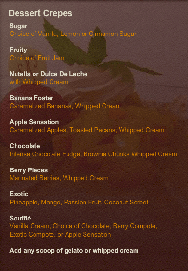 Jean_Philippe_Dessert_Crepes Menu