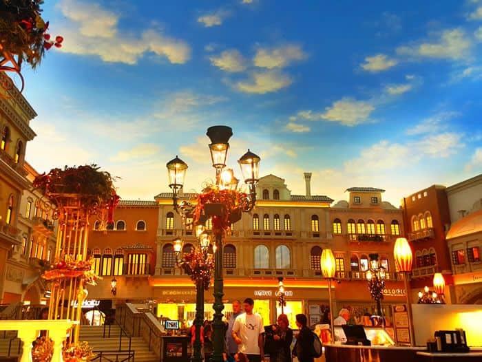 St Mark's Square Las Vegas