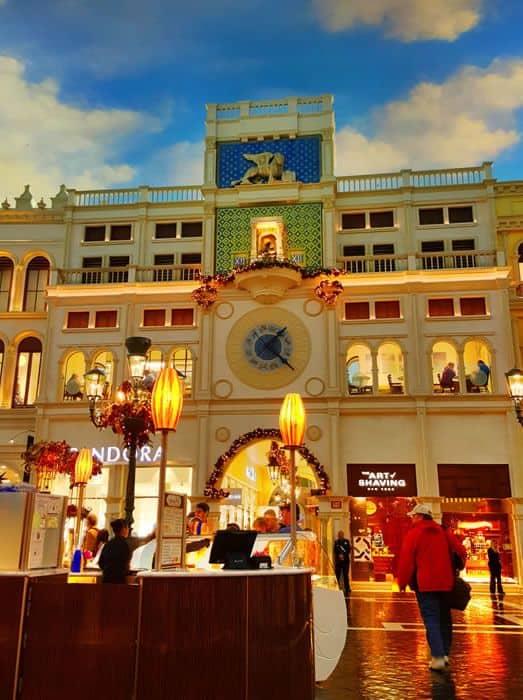 St Mark's Square Venetian