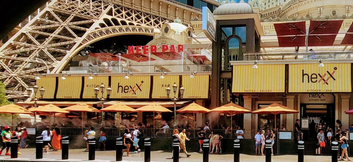 Hexx-Kitchen and bar 2021