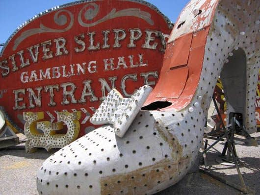 Silver Slipper Hall