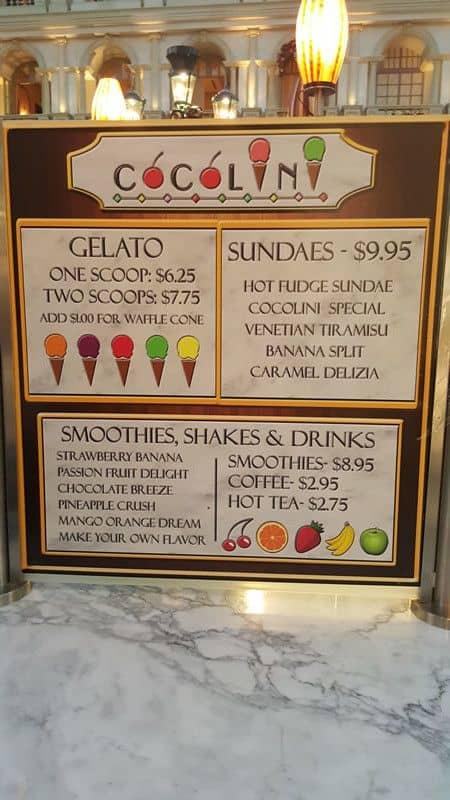 Cocolini Gelato