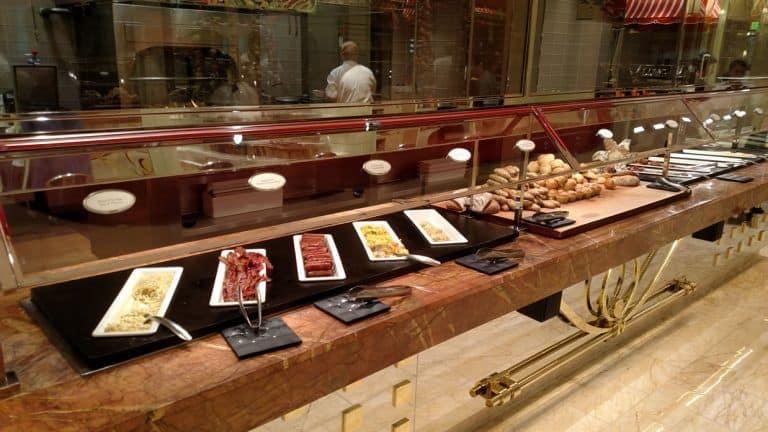 Breakfast Buffets in Las Vegas