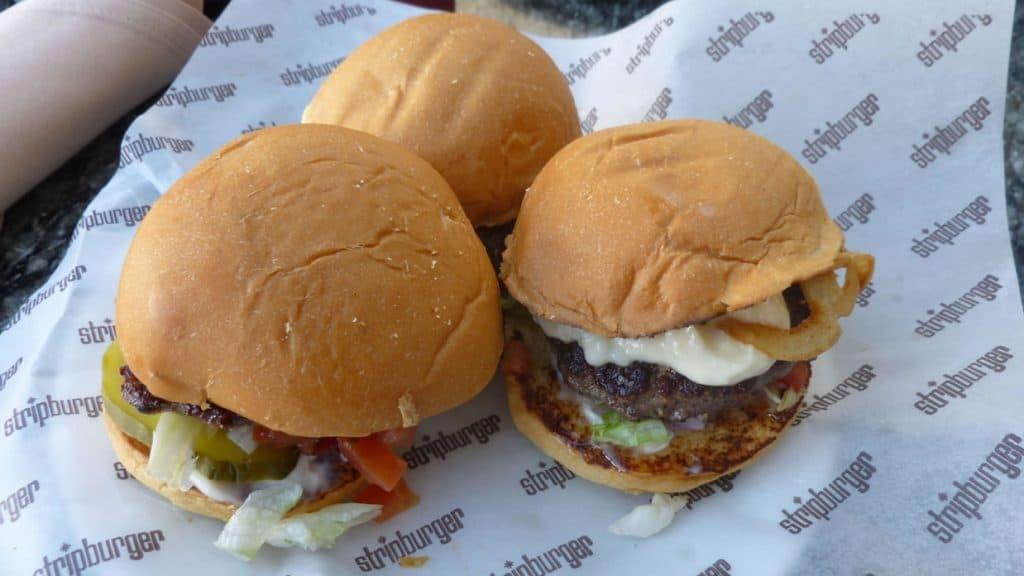 Strip Burger in Vegas