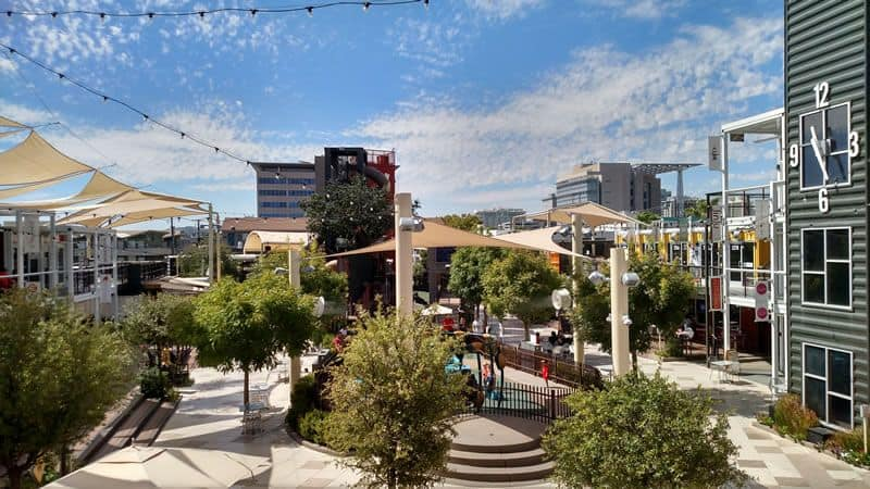 Container Park Restaurants
