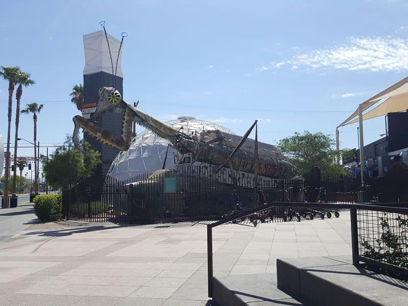 Vegas Downtown Container Park