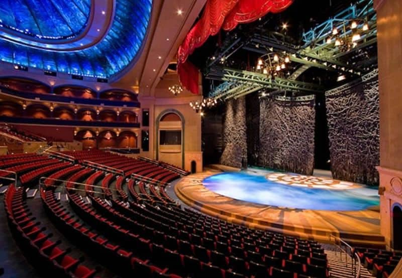 O show at the bellagio cirque du soleil s best show in vegas