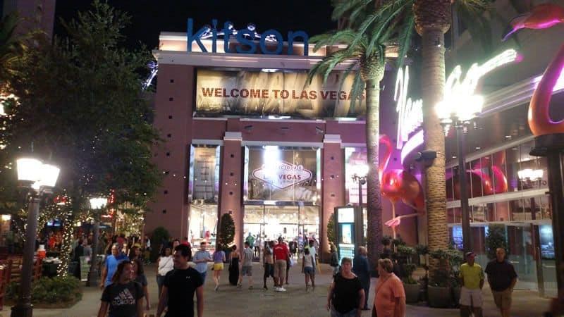 Linq Promenade Vegas
