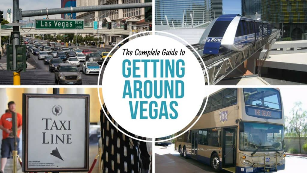 Getting Around Las Vegas