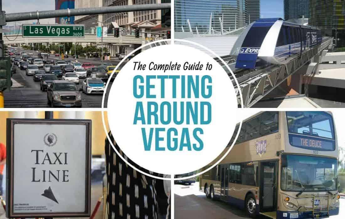 Getting Around Las Vegas