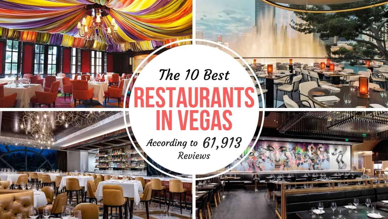 Best Restaurants in Las Vegas