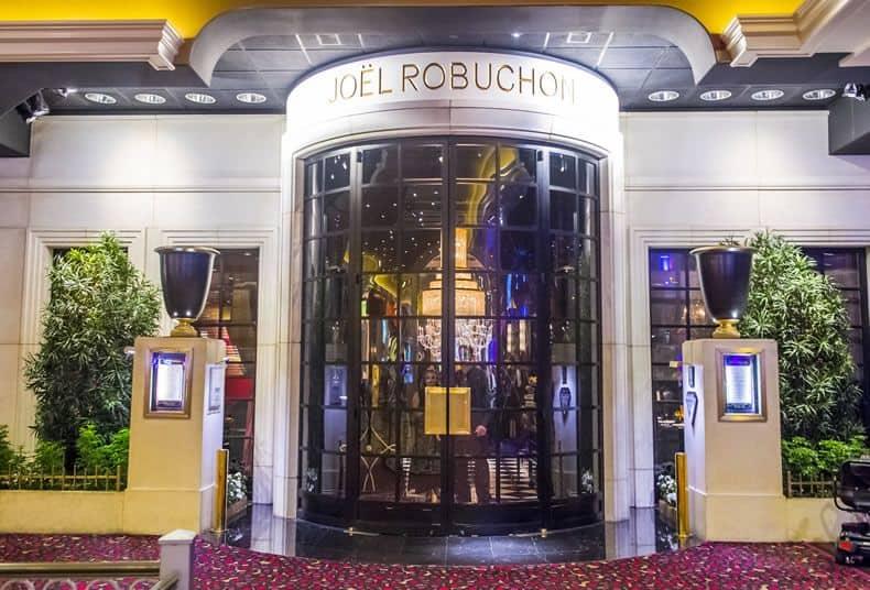 Joel-Robuchon-Restaurant-MGM Grand Vegas