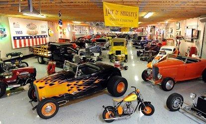 Nostalgia Street Rods Museum