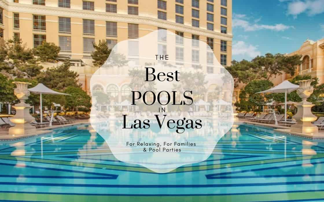 The Best Pools In Las Vegas For Relaxing Families Party