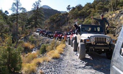 Las Vegas Rock Crawlers