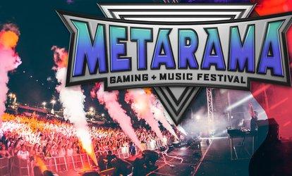 Metarama Gaming and Music Festival