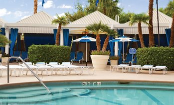 Blu Pool at Bally