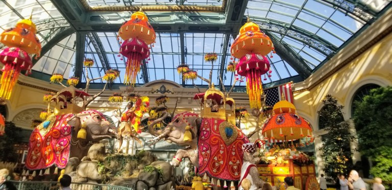 Fall Bellagio Conservatory 2019 f