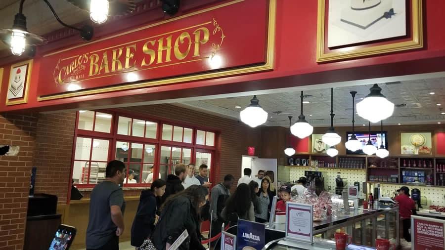 Carlos Bakery Las Vegas