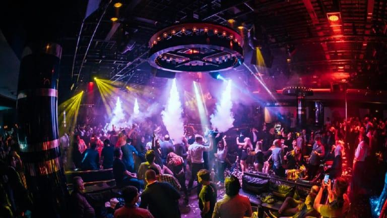 Las Vegas Club Crawls