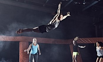 Sky Zone Up to 46% Off