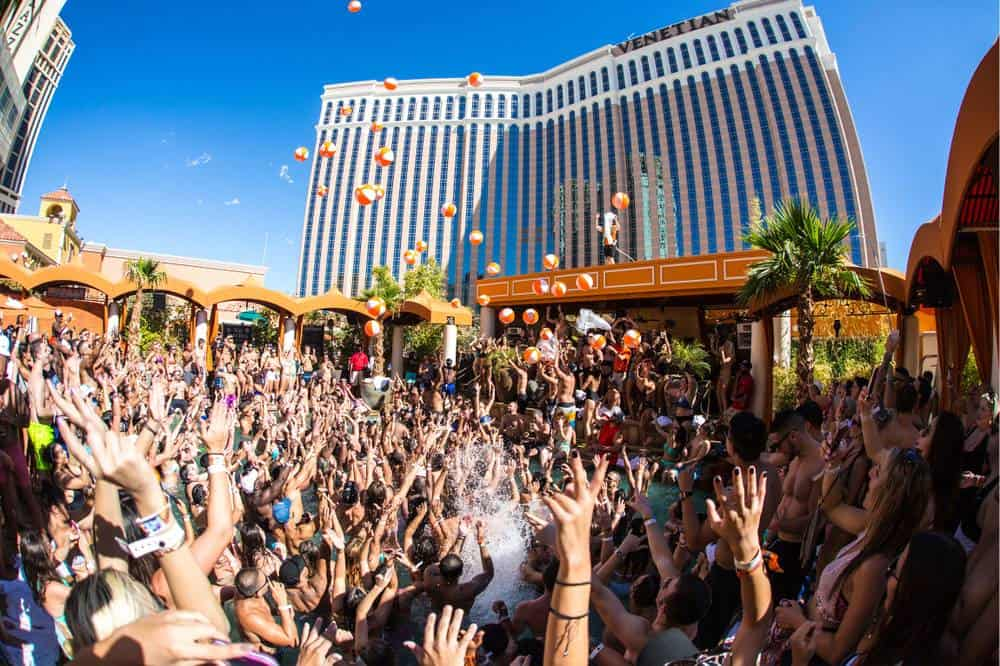 Biggest Party Hotel in Vegas