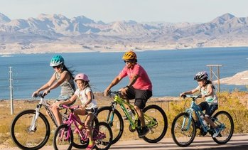 Bike Tour of Hoover Dam and Lake Mead