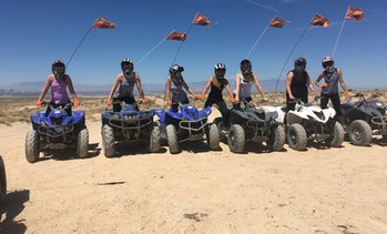 Full-Sized ATV Tour Up to 52% Off
