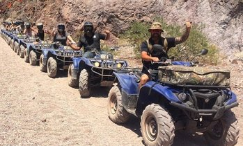 Lake Mead National Park ATV Tour