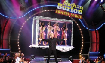 Nathan Burton Magic Show 79% Off
