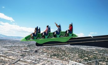Thrill Rides at Stratosphere Up To 44% Off