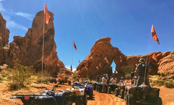 Valley Of Fire ATV Tour Up To 42% Off